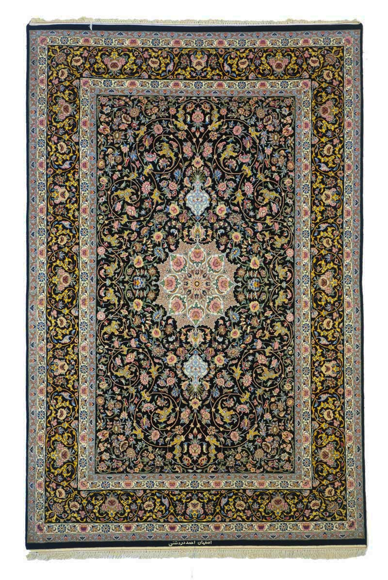 SUPERFINE PERSIAN MASTER-WEAVE ISFAHAN