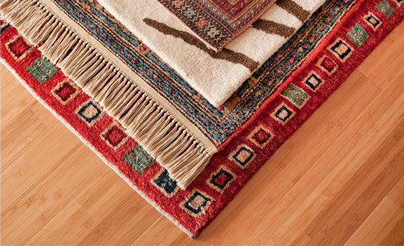 Cleaning of Hand Woven Oriental